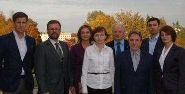 Rusijos agrarinių universitetų atstovų vizitas ASU